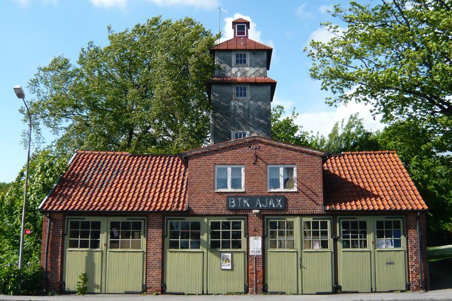 btk ajax i gamla brandstationen i Borrby