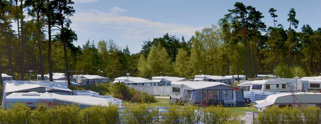 Borrbystrands camping