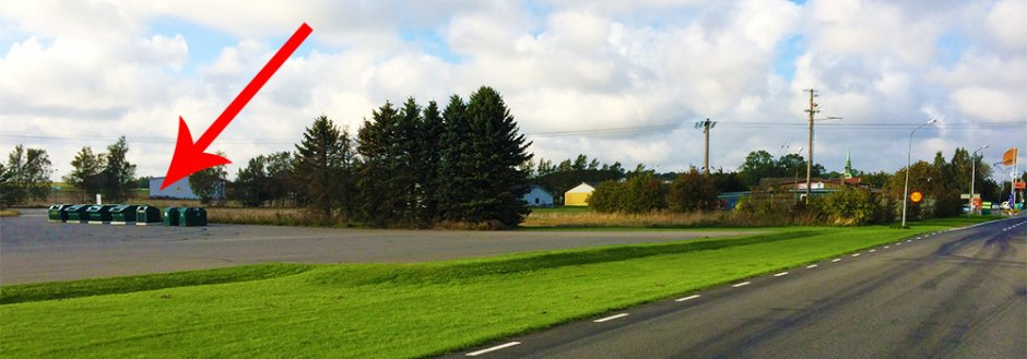 Miljöstationen i Borrby 2014