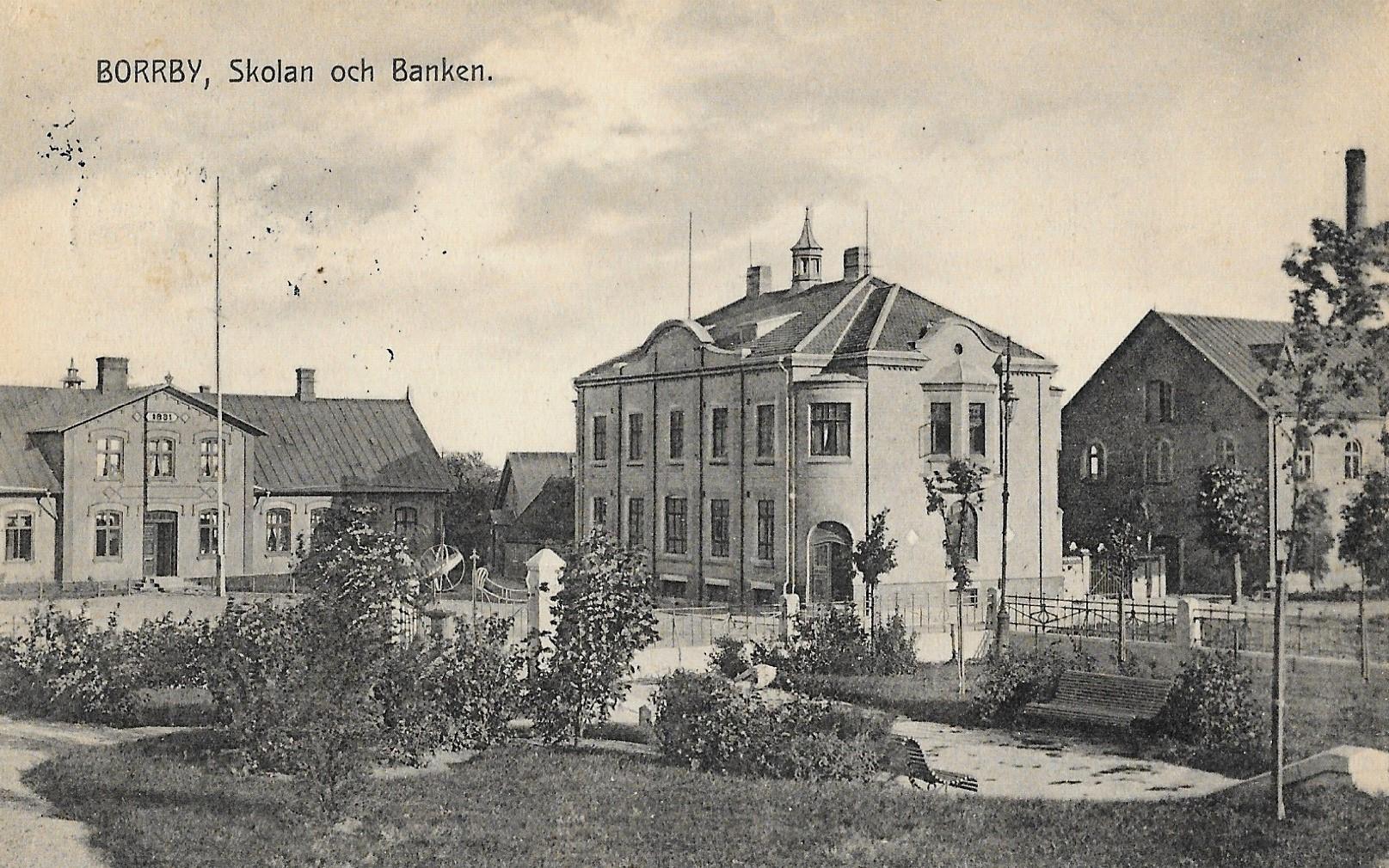 Kring Korsoren i Borrby