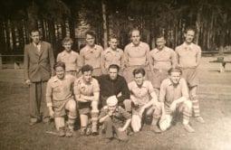 Borrby IF fotbollslag 1954 (2)