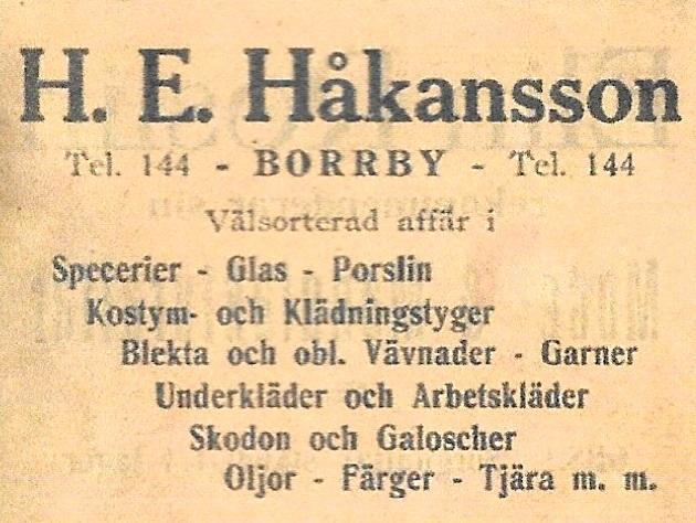 HE Håkanssons affär (4)
