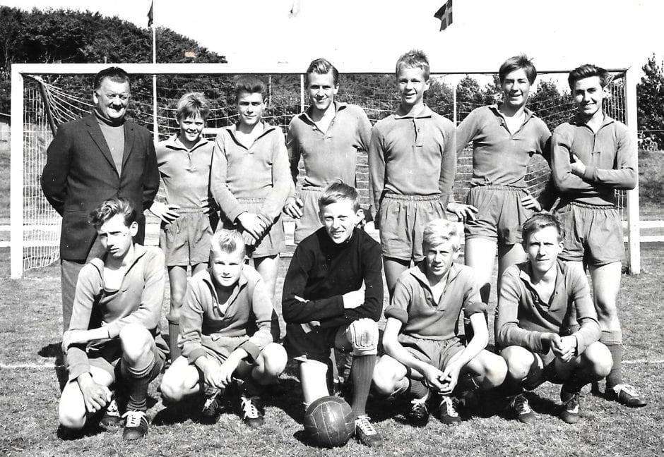 BIFs pojklag 1964