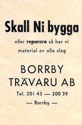 Borrby Trävaru AB