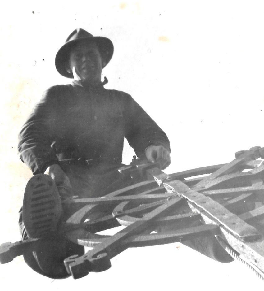 Borrby kyrktorn repareras (1)