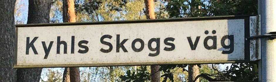 Kyhl Skogs väg - kopia