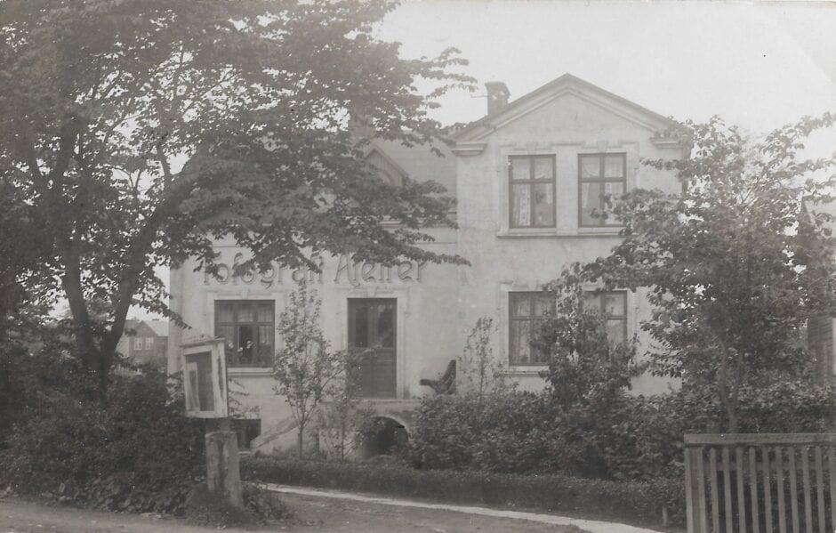 Foto Atelier tidigt 1900-tal