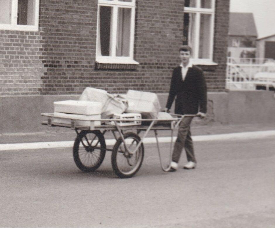 Postbudet Pelle Ivan Nilsson