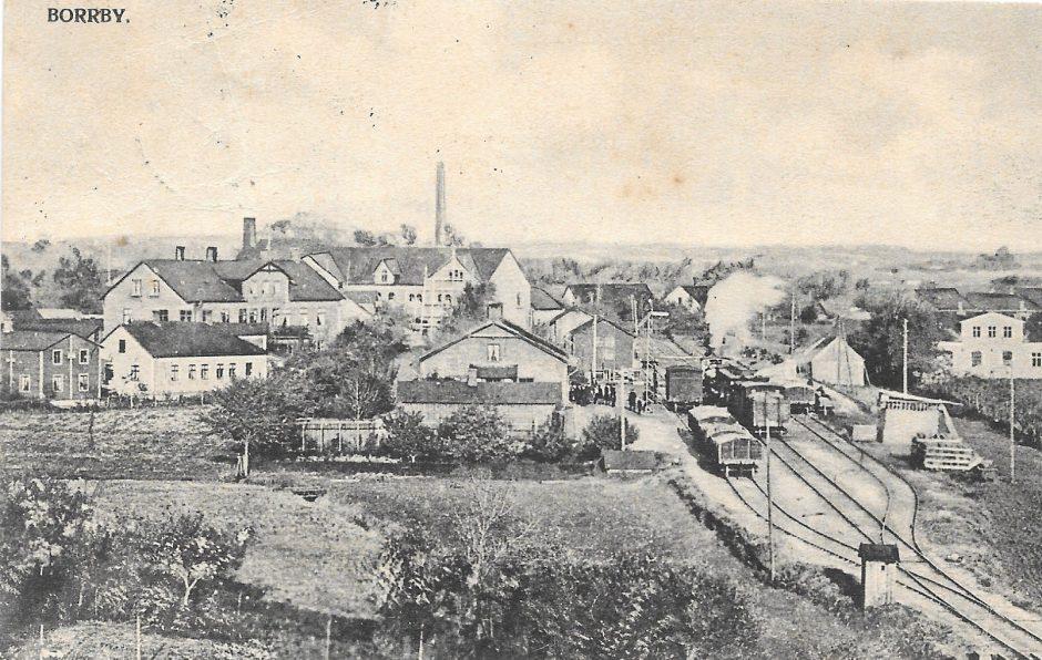 Borrby 1908 E Lindström