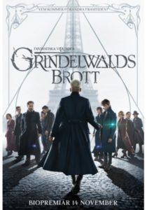 Fantastiska Vidunder: Grindewalds brott